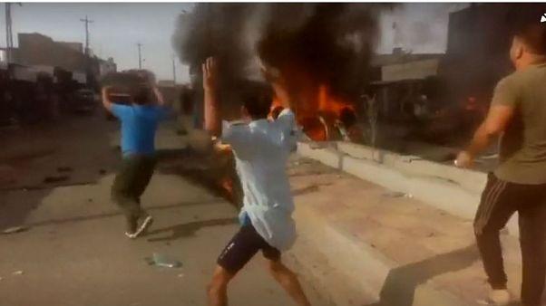 Musul'da patlama: 6 ölü 30 yaralı