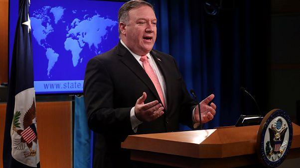ABD Kaşıkçı cinayetiyle bağlantılı Suudi yetkililerin vizelerini iptal edecek