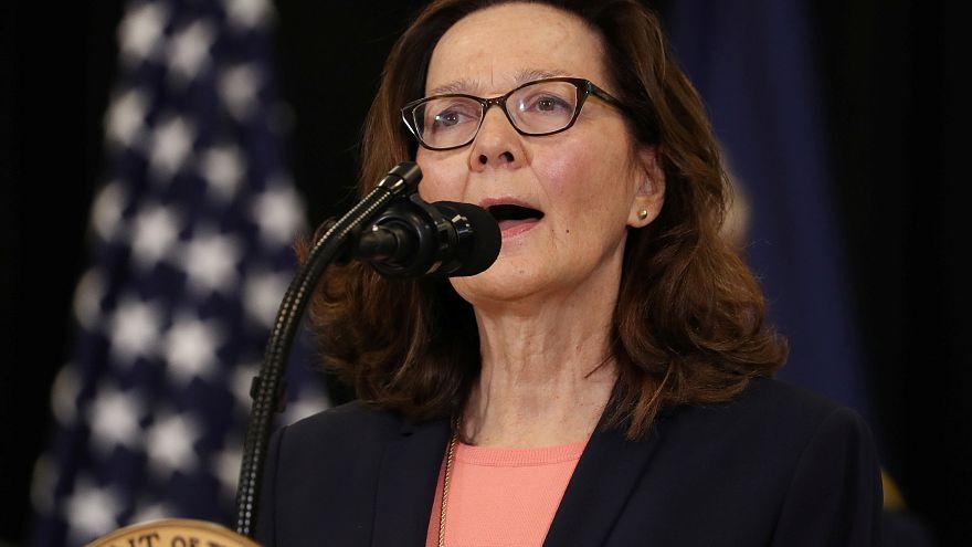 مديرة المخابرات المركزية الأمريكية