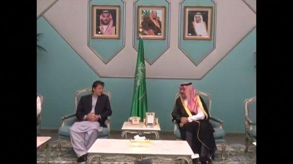 Suudi Arabistan'dan Pakistan'a 6 milyar dolarlık destek