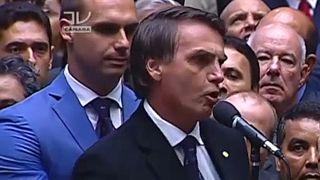 Antigos prisioneiros políticos receiam Bolsonaro