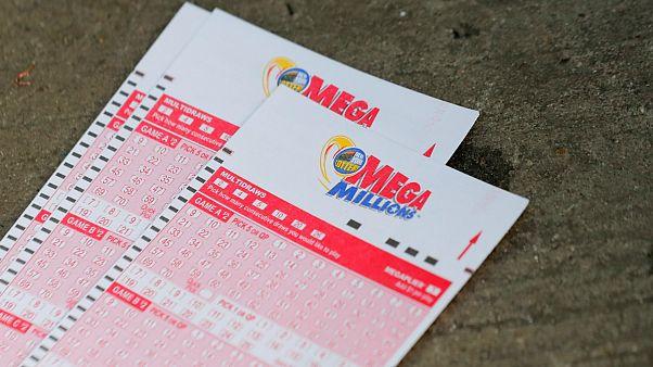 Un acertante gana un bote de 1600 millones de dólares de la lotería en EEUU