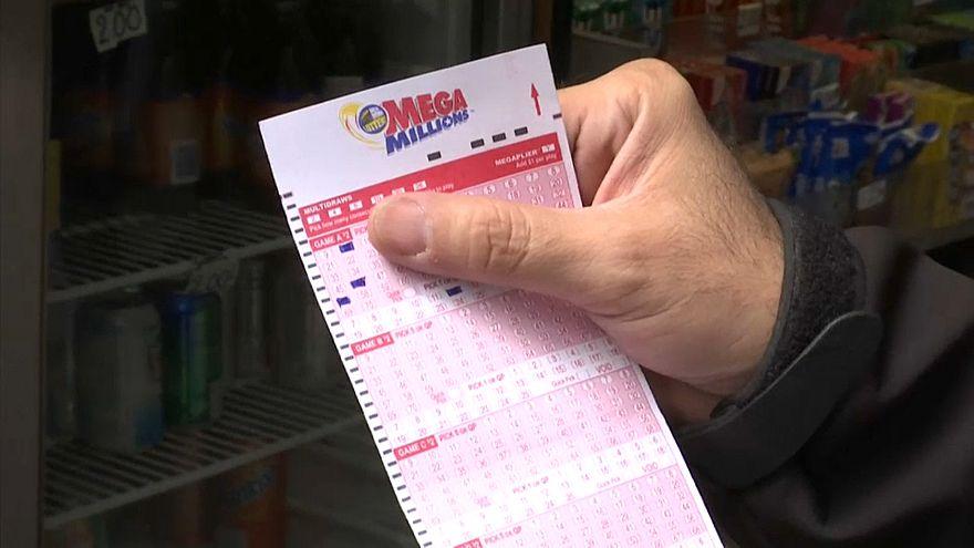 Lotto-Glückspilz gewinnt 1,6 Milliarden Dollar
