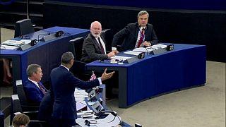 Brief from Brussels: Άγριος καβγάς στην Ευρωβουλή για την...Ιστορία