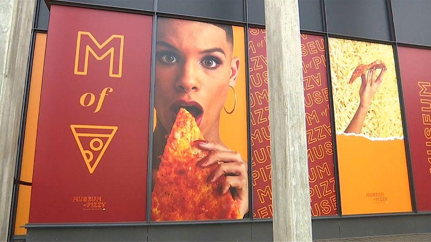 Inaugurato a New York il museo della pizza