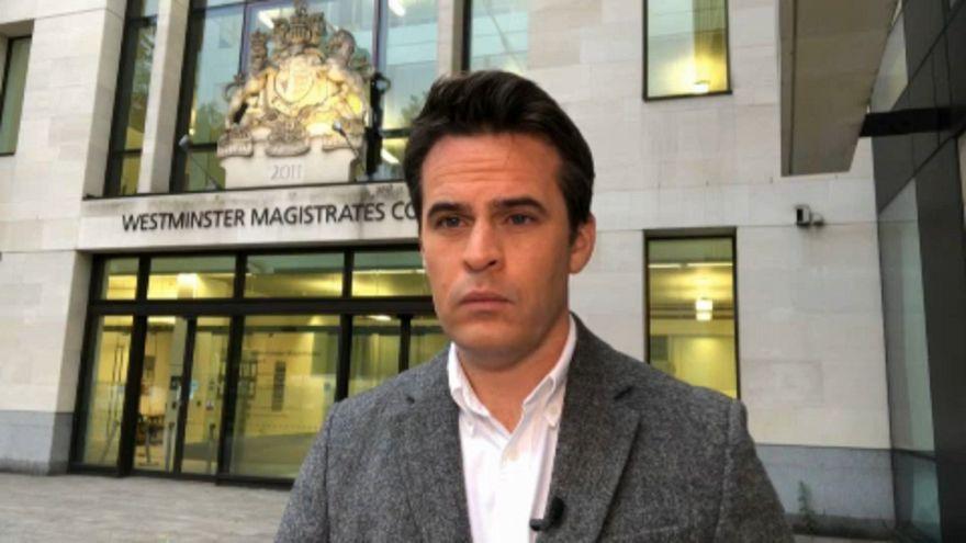 London: Auto-Attentäter wegen versuchten Mordes in Untersuchtungshaft