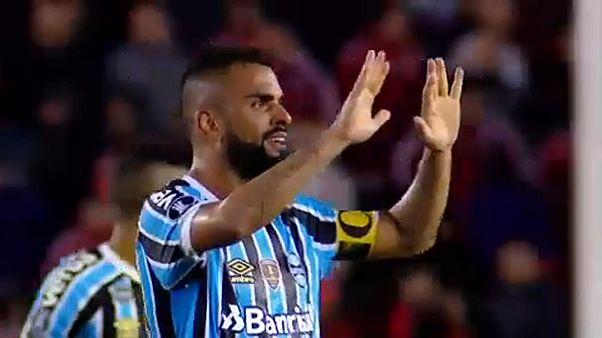 Libertadores-kupa: előnyben a Gremio