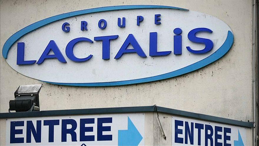 8000 Tonnen: Wieder Salmonellen-Vorwurf gegen Lactalis