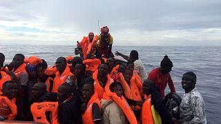 Europa busca un acuerdo para la distribución de inmigrantes