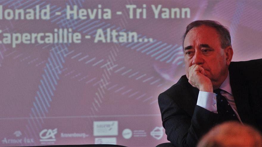 Scozia: l'ex primo ministro Salmond accusato di molestie