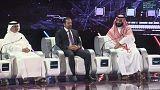 محمد بن سلمان يتطرق لقضية قتل الصحفي جمال خاشقجي خلال مؤتمر دافوس الصحراء