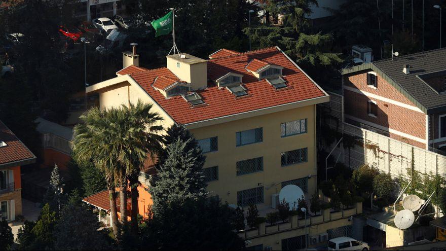 اجازه بازرسی از چاه کنسولگری عربستان در استانبول صادر شد