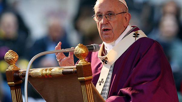 El Papa Francisco visita Irlanda