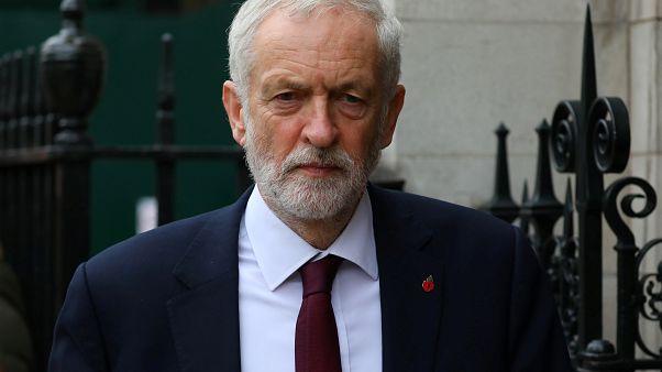 Labour-Party: Partei-Chef Corbyn nach Antisemitismus-Vorwürfen in schwieriger Lage