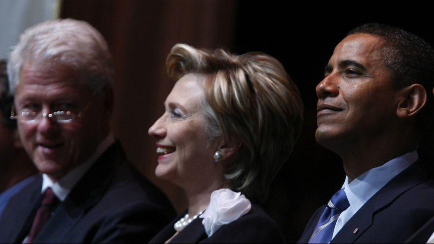 منبع امنیتی آمریکا: ارسال بسته پستی مشکوک به مواد منفجره به اوباما و کلینتون
