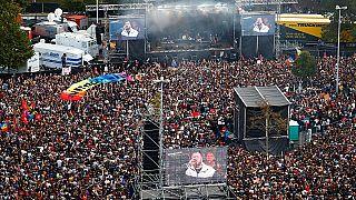 Chemniz: un concerto per una società libera, aperta e tollerante
