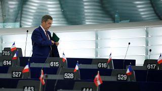 The Brief from Brussels : altercation politique au Parlement européen