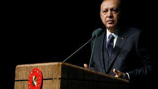 Cumhurbaşkanı Erdoğan, Prens Selman'la Kaşıkçı cinayetini görüştü