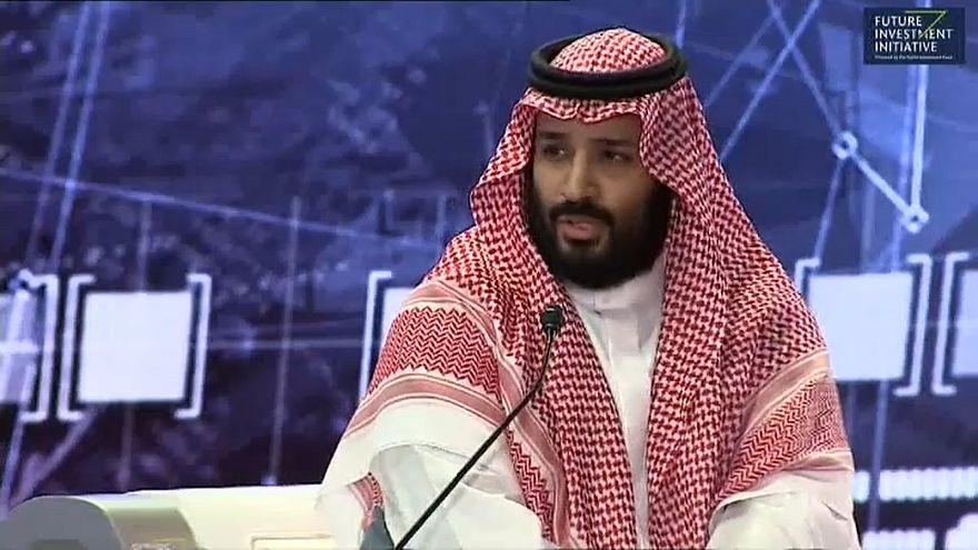 """Saudischer Kronprinz über Khashoggi-Mord: """"Ein abscheuliches Verbrechen"""""""