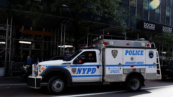 """Мэр Нью-Йорка: """"Нас не запугать!"""""""