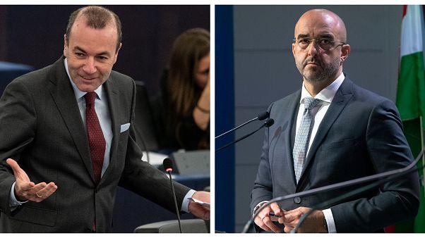 Kritizálta Weber euronews-nak adott válaszát a magyar kormányszóvivő