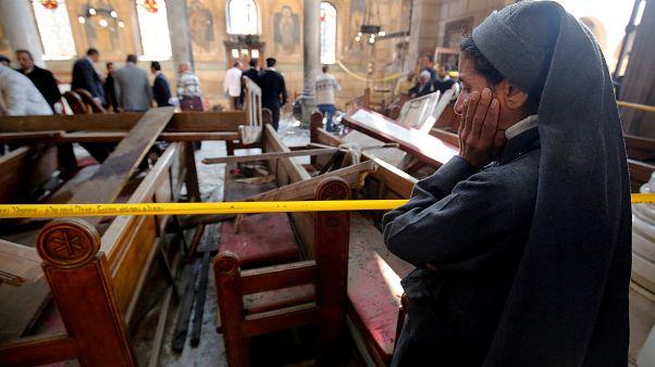 Μοναχοί και αστυνομία ήρθαν στα χέρια στον Πανάγιο Τάφο