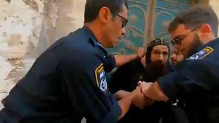 Jerusalem: Auseinandersetzung zwischen Priestern und Polizei