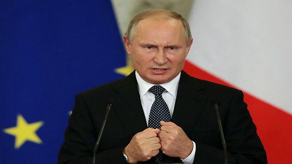 پوتین: استقرار موشک های آمریکا در اروپا پاسخی متقارن به همراه خواهد داشت