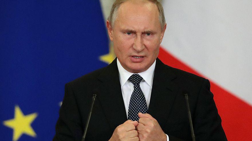 Putin'den Avrupa'ya 'füze' mesajı