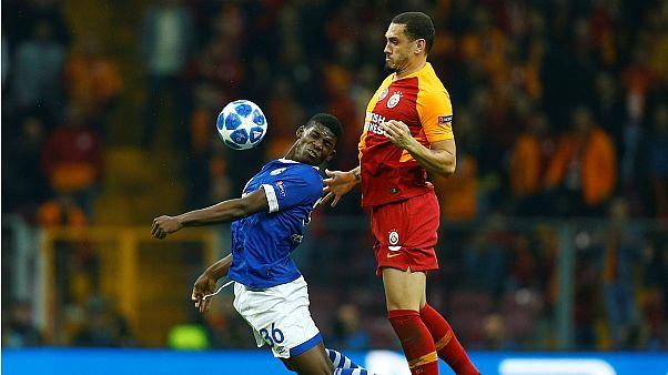 Şampiyonlar Ligi: Galatasaray evinde Schalke 04 karşısında 1 puanla yetindi