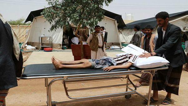 یمن؛ ۱۶غیرنظامی در حمله هوایی به حدیده کشته شدند