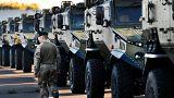 L'OTAN montre ses muscles