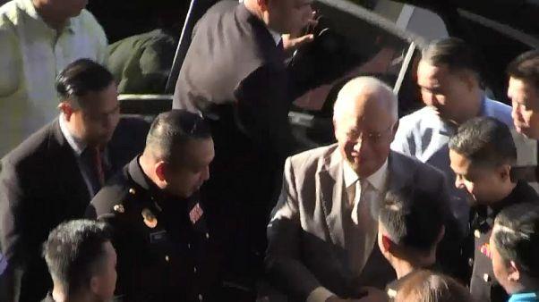 Nouvelles inculpations contre Najib Razak