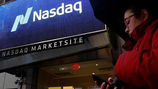ABD borsalarında sert düşüş: Dow Jones ve S&P'nin kazançları eridi