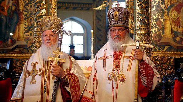 Οικ. Πατριάρχης: Οι Ουκρανοί δικαιούνται την αυτοκεφαλία