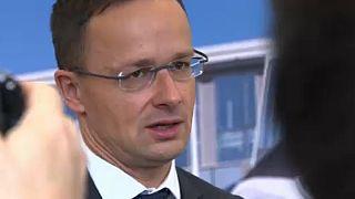 Hungría dificulta la entrada de Ucrania en la UE y la OTAN