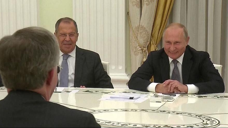 Viccet csinált az amerikaiakból Putyin
