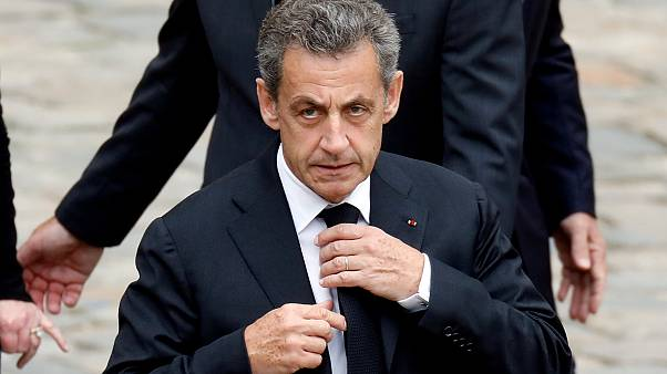 Former French President Nicolas Sarkozy loses campaign financing appeal