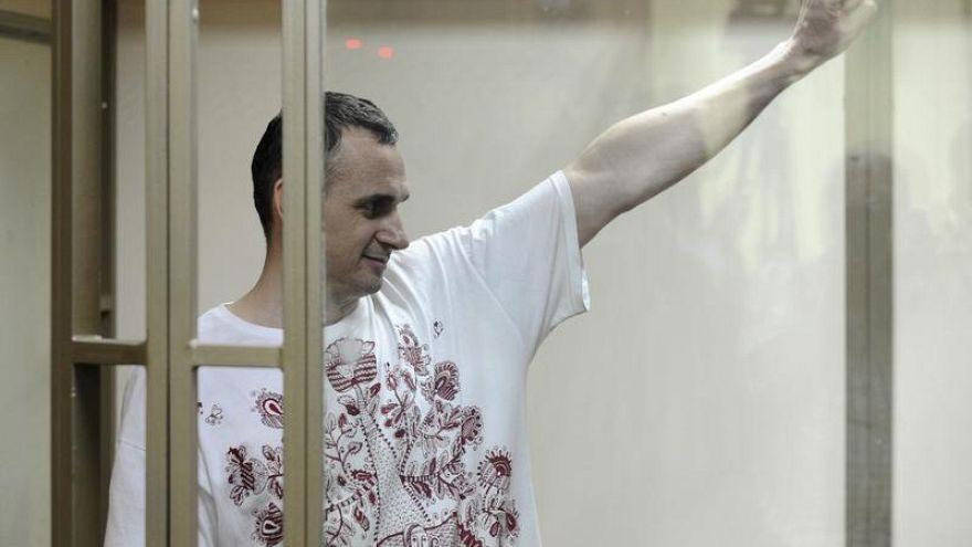 Le prix Sakharov au cinéaste ukrainien Oleg Sentsov
