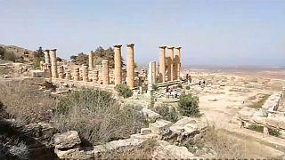UNESCO Weltkulturerbe in Libyen in Gefahr