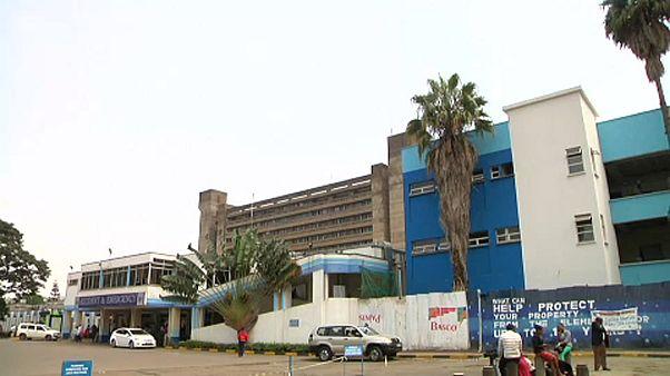 شاهد: حين يتعرض المرضى للاعتقال داخل المستشفى في كينيا والسبب ضيق ذات اليد