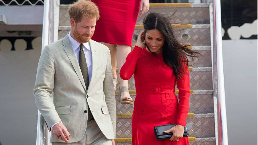 You can leave your tag on: Meghan Markle makes rare fashion misstep