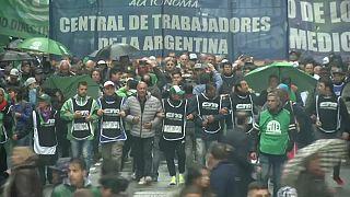 Argentina: protesta contro il piano di austerità
