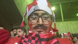 دختری که بازی پرسپولیس-السد را در ورزشگاه دید: پسرها پناهم دادند