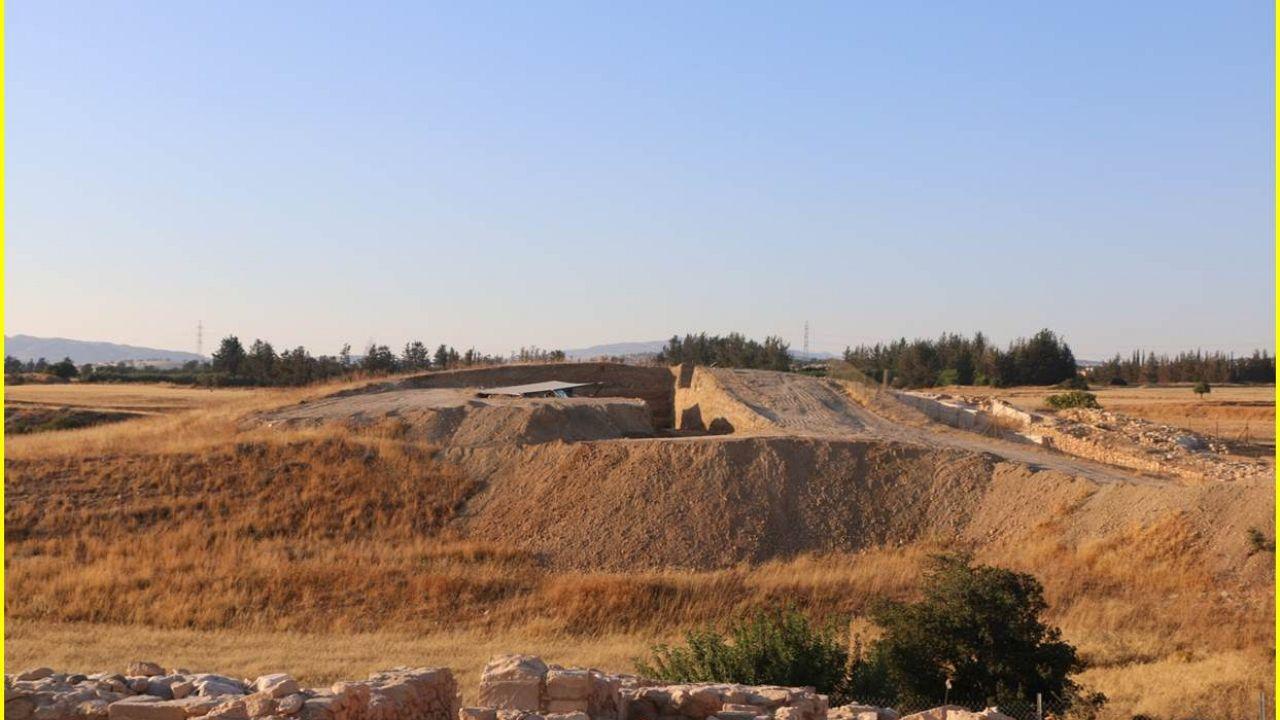 Κύπρος: Νέα ευρήματα στον τύμβο της Λαόνας