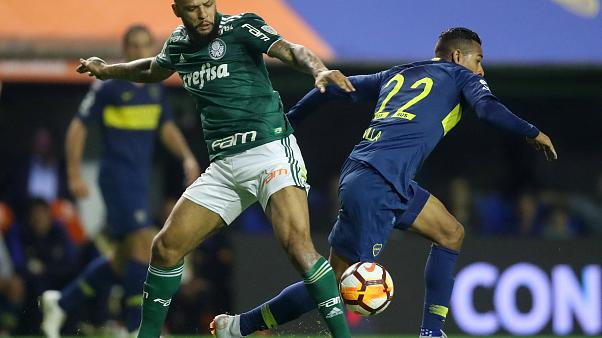 Copa Libertadores: Die Boca Juniors legen vor