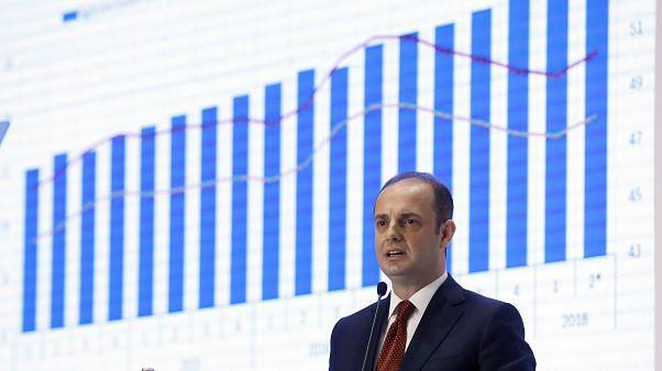 Merkez Bankası faiz oranlarında değişikliğe gitmedi
