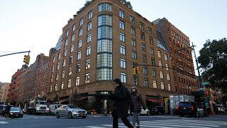 Здание Tribeca Film Center, где расположен ресторан Роберта де Ниро