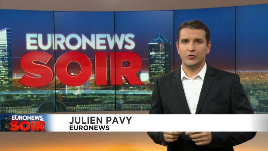 Euronews Soir : l'actualité du 25 octobre