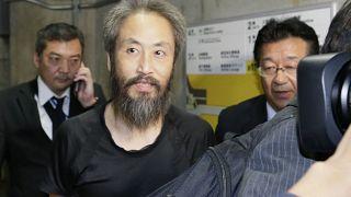 Suriye'de 3 yıl rehin tutulan Japon gazeteci: Cehennem gibiydi